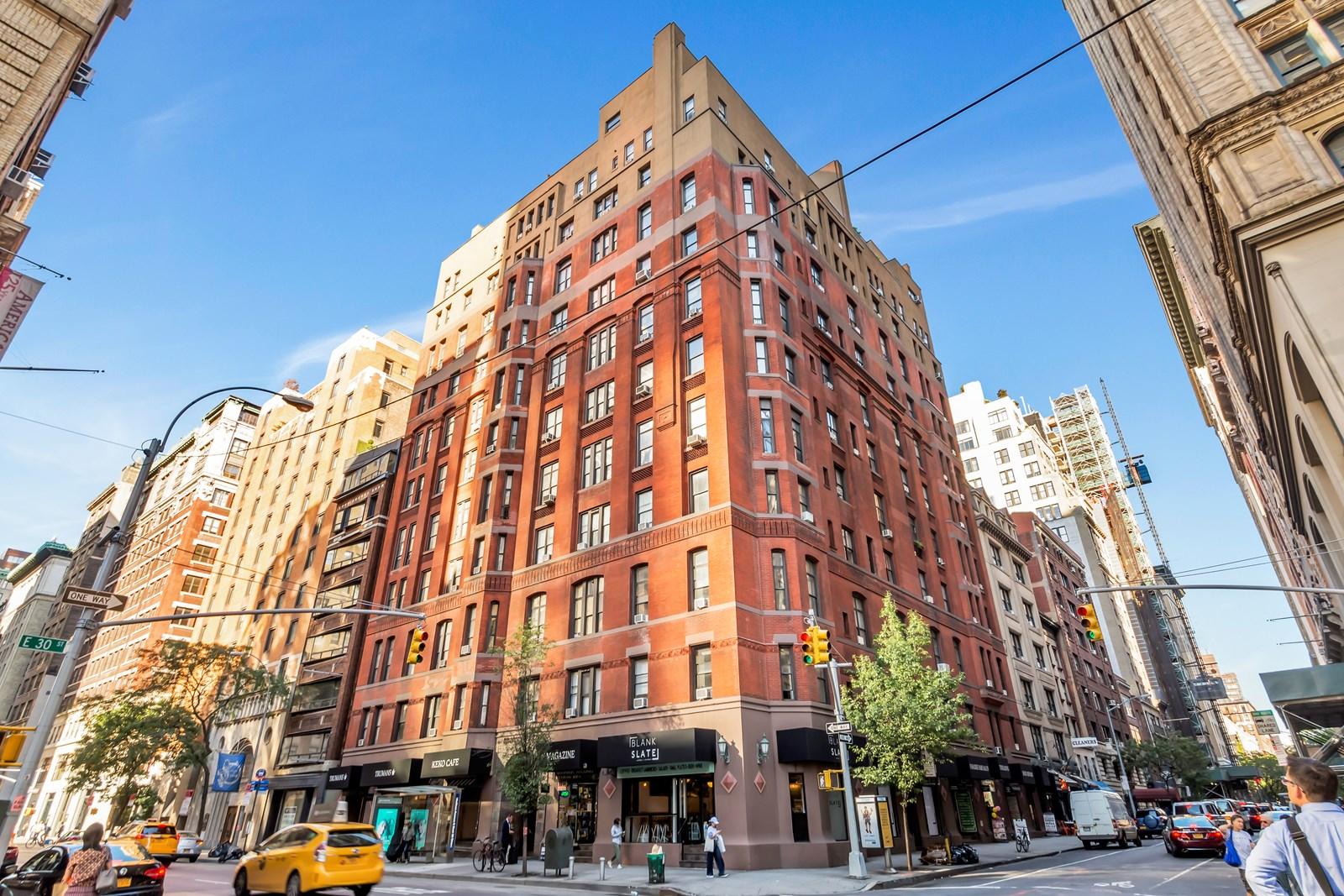121 madison avenue harlington realty co llc rentals for Broker fee nyc